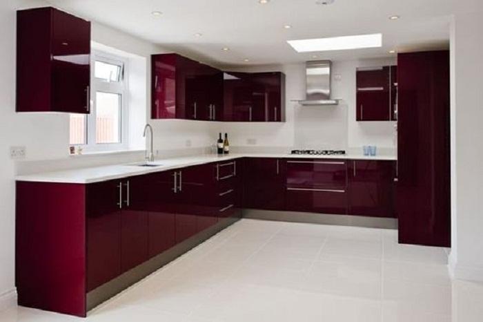 Ruang dapur kitchen set