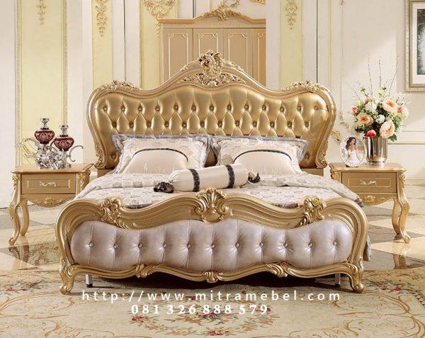 Tempat Tidur Dipan Mewah