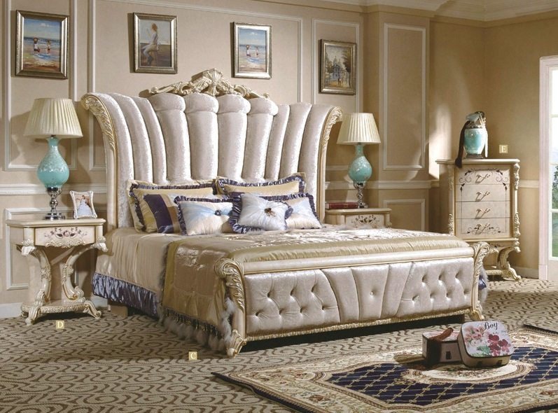 Tempat Tidur Dipan Mewah Terbaru