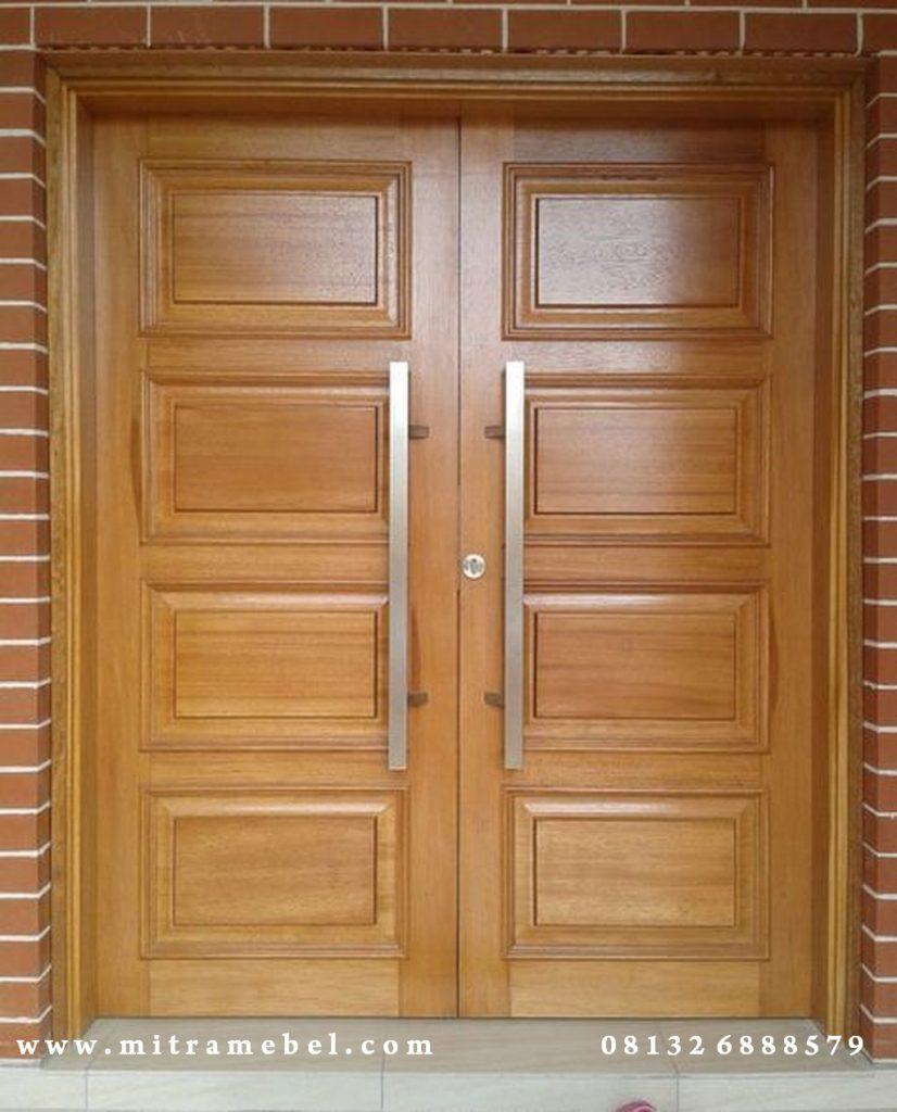 Pintu Utama Rumah Minimalis