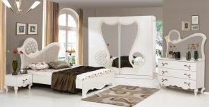 Kamar Tidur Mewah Elegant