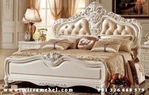 Tempat Tidur Dipan Ukir Mewah