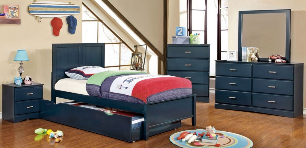 Kamar Tidur Anak Modrn Minimalis