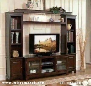 Lemari Tv Minimalis Modern
