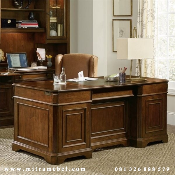 Meja Kantor Minimalis Elegant