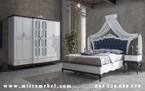 Kamar Tidur Elegant Model Mewah