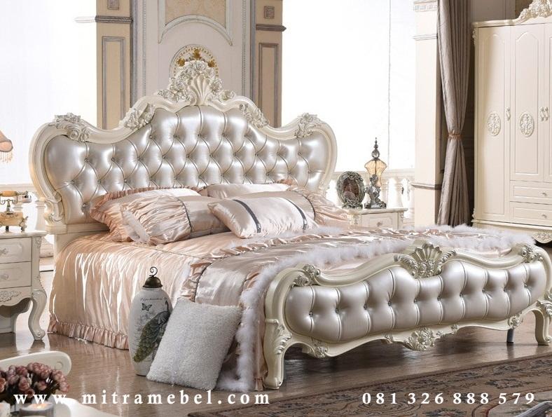 Tempat Tidur Dipan Ukiran Terbaru