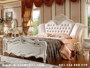 Tempat Tidur Luxury Furniture Modern