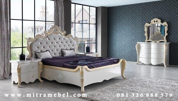 Set Kamar Tidur Mewah Elegant Terbaru