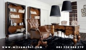 Meja Kerja Klasik Modern Furniture