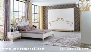 Set Kamar Tidur Mewah Terbaru Elegant