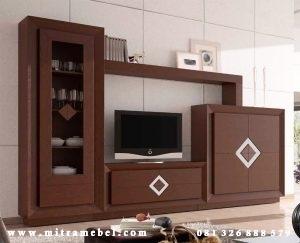 Bufet Tv Elegant Kayu Jati