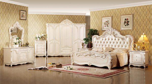 Kamar Tidur Mewah Elegant Terbaru