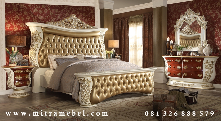 Bedroom Set Luxury Furniture Modern