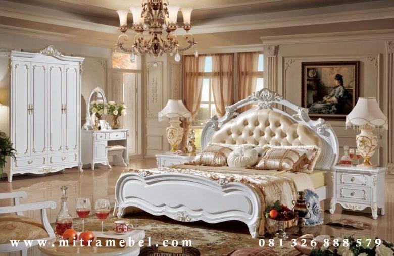 Kamar Tidur Klasik Mewah Terbaru