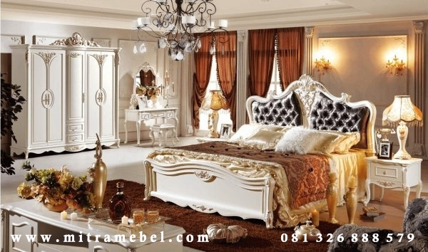 Kamar Tidur Klasik Terbaru Madona