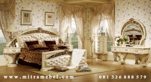 Kamar Tidur Klasik Modern