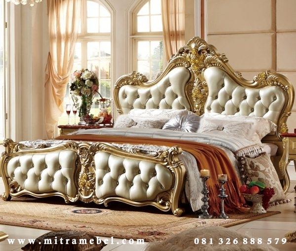 Tempat Tidur Dipan Luxury Modern