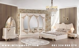 Set Kamar Tidur Elegant Terbaru
