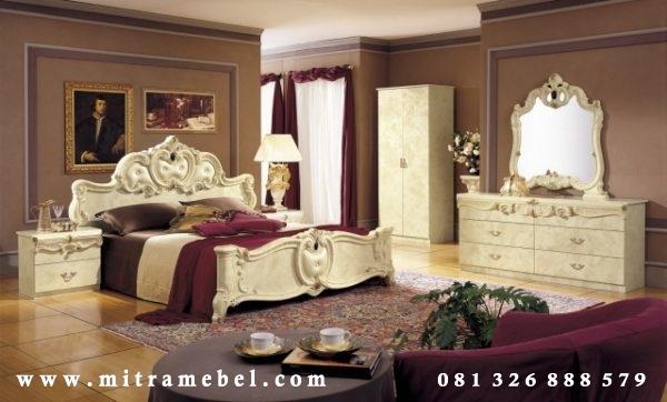 Set Kamar Tidur Terbaru Elegant