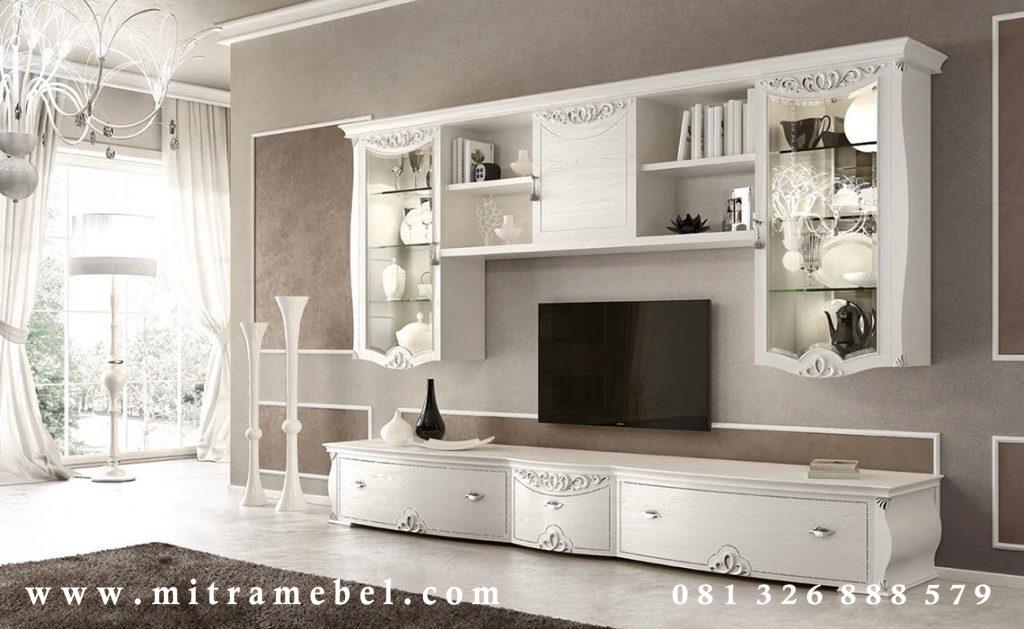 Bufet Tv Elegant Klasik Terbaru