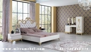 Set Kamar Tidur Luxury Furniture