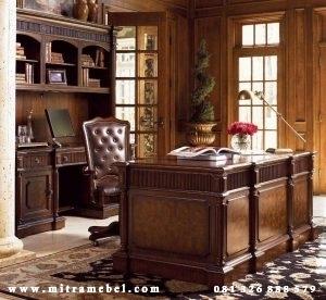 Meja Kantor Ruang Kerja Eksekutif