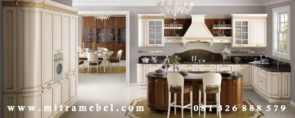 Kitchen Set Mewah Terbaru