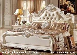 Tempat Tidur Dipan Ukir Madona