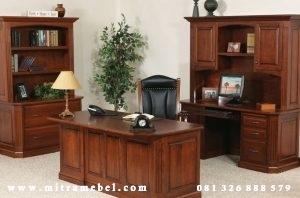 Meja Kantor Minimalis Ruang Kerja