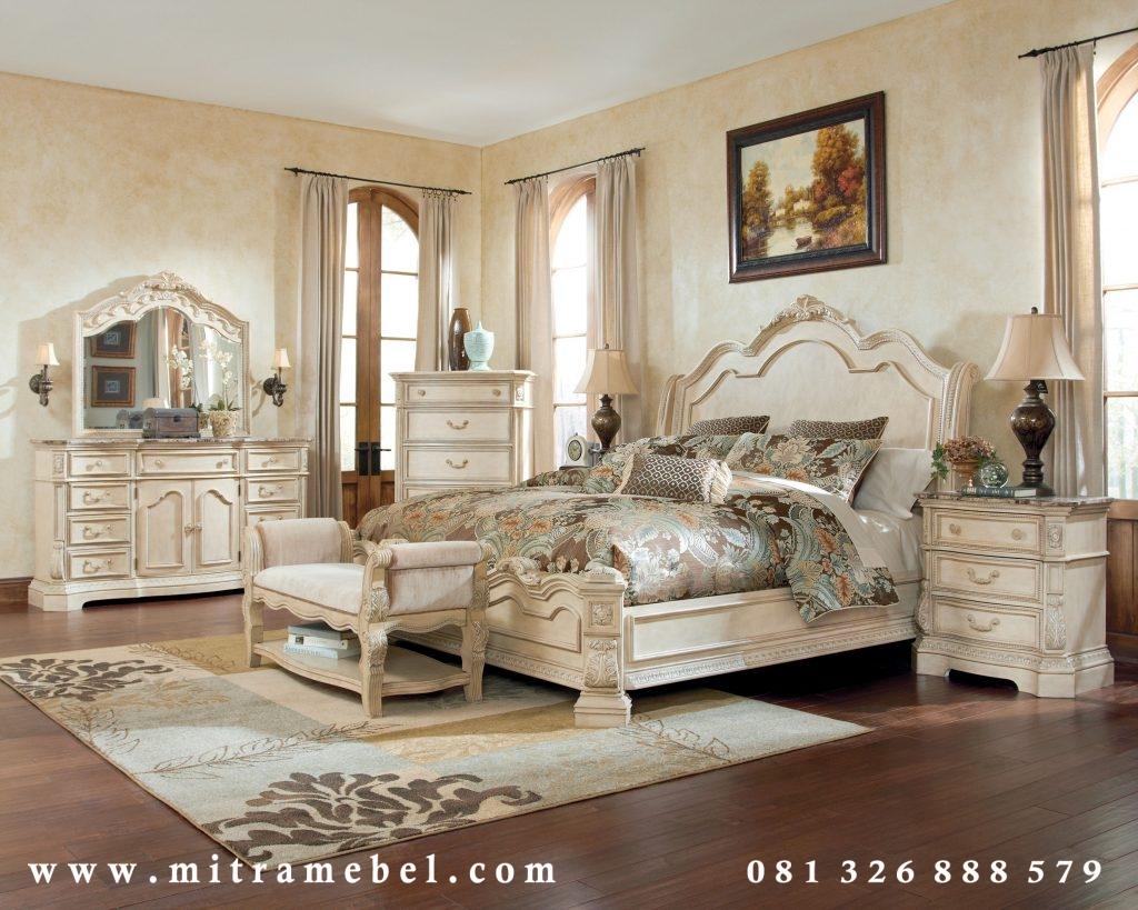 Set Kamar Tidur Elegant Furniture Duco