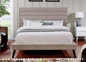 Tempat Tidur Dipan Minimalis Retro