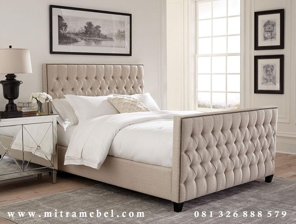 Dipan Bed Minimalis Modern