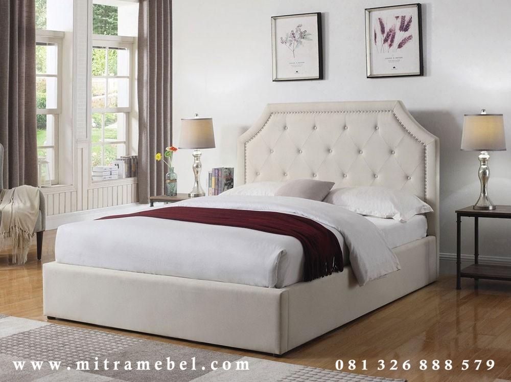 Tempat Tidur Dipan Minimalis Malinda