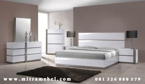 Kamar Tidur Minimalis Elegant Duco