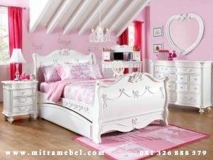 Set Kamar Tidur Anak Cinta