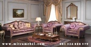 Set Kursi Tamu Sofa Elegant