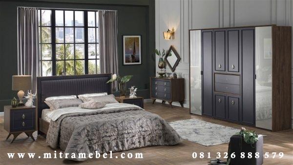 Set Kamar Tidur Minimalis Furniture Jepara