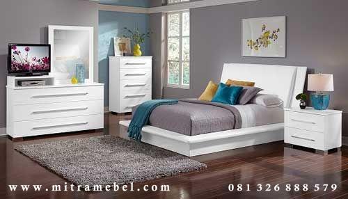Kamar Tidur Elegant Minimalis Duco
