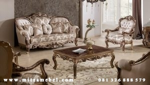 Sofa Kursi Tamu Luxury Elegant