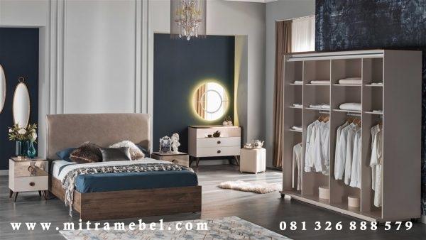 Set Kamar Tidur Elegant Minimalis