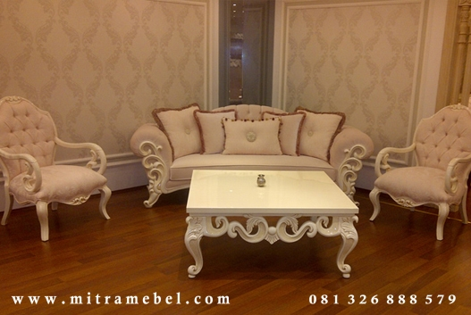 Set Kursi Tamu Sofa Helena