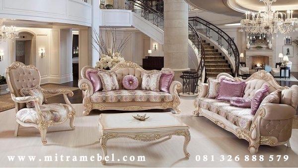 Set Kursi Tamu Sofa Luxury Furniture