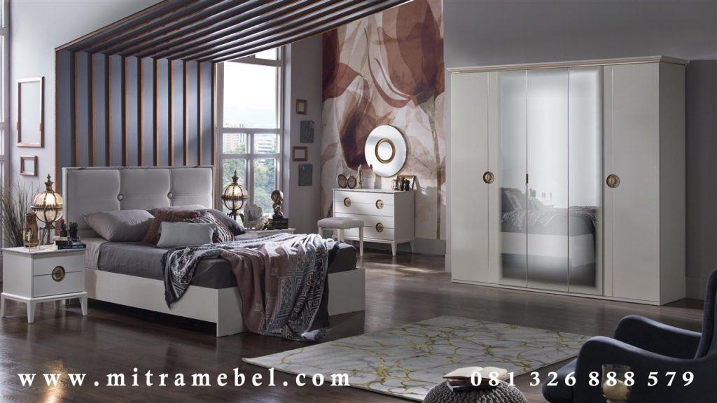 Kamar Tidur Minimalis Elegant