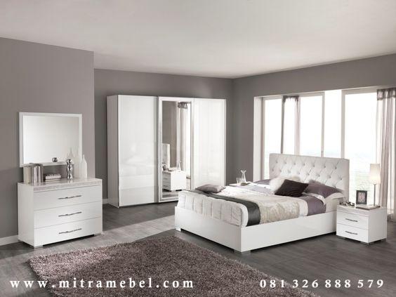 Set Kamar Tidur Minimalis Cibrian