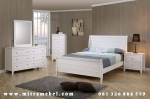 Set Kamar Tidur Minimalis Aura