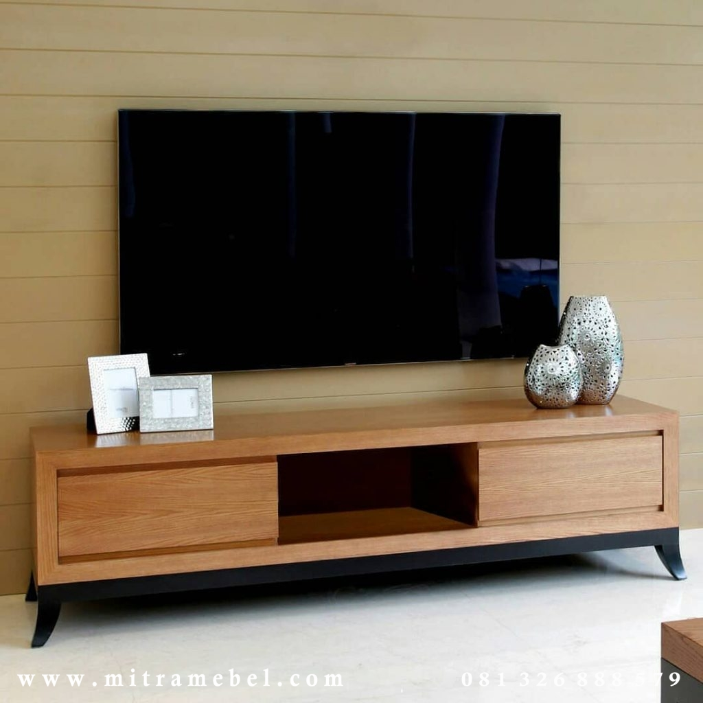 Bufet Tv Minimalis Furniture Jepara