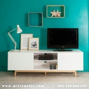 Bufet Tv Minimalis Duco Furniture Jepara