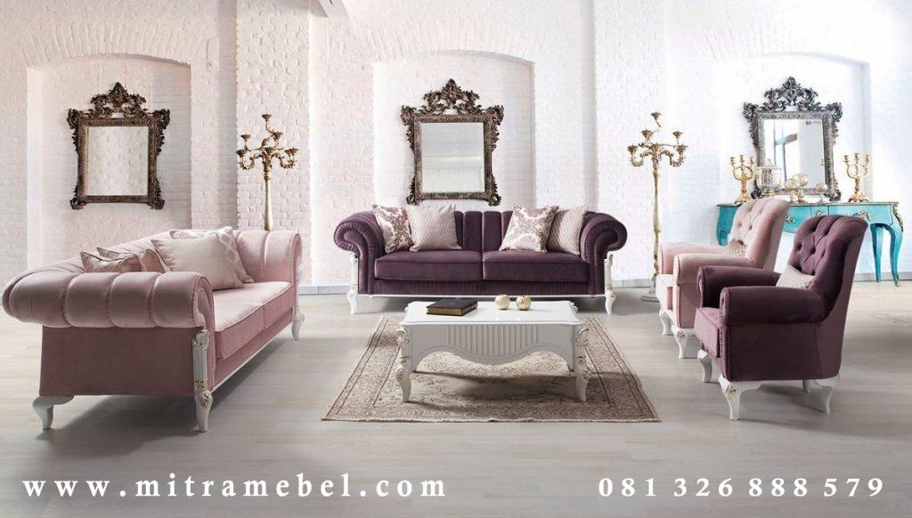 Set Kursi Tamu Minimalis Sofa Terbaru