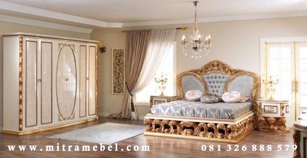 Set Kamar Tidur Mewah Luxury